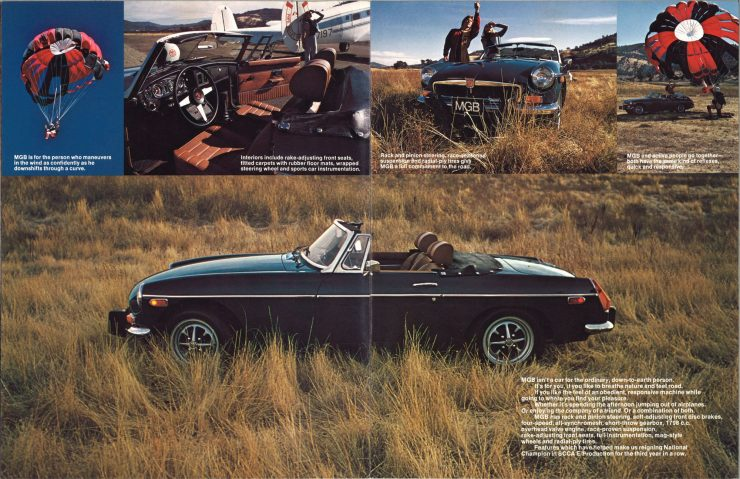 MGB Roadster Car