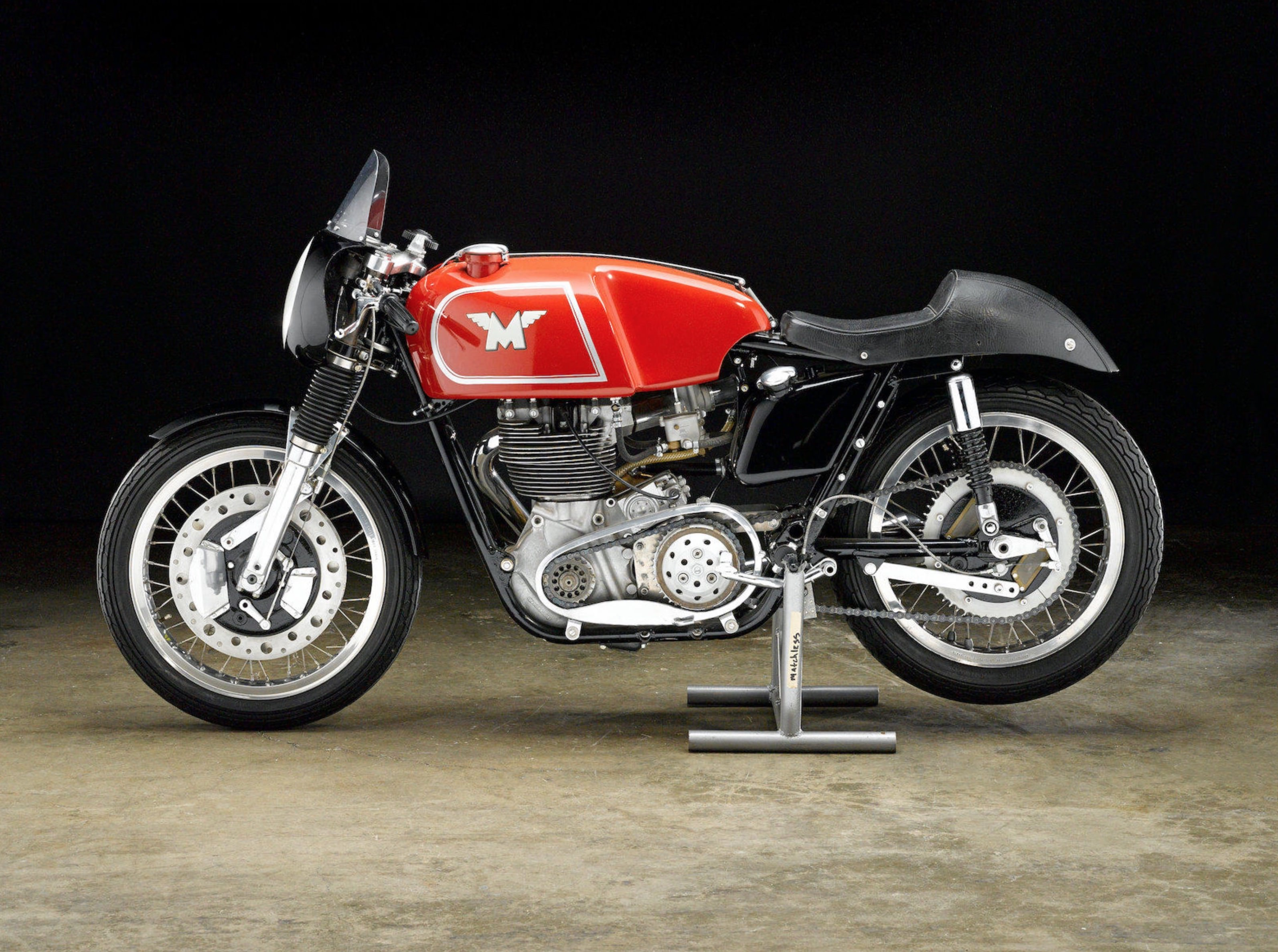 Matchless G50 Racing Motorcycle