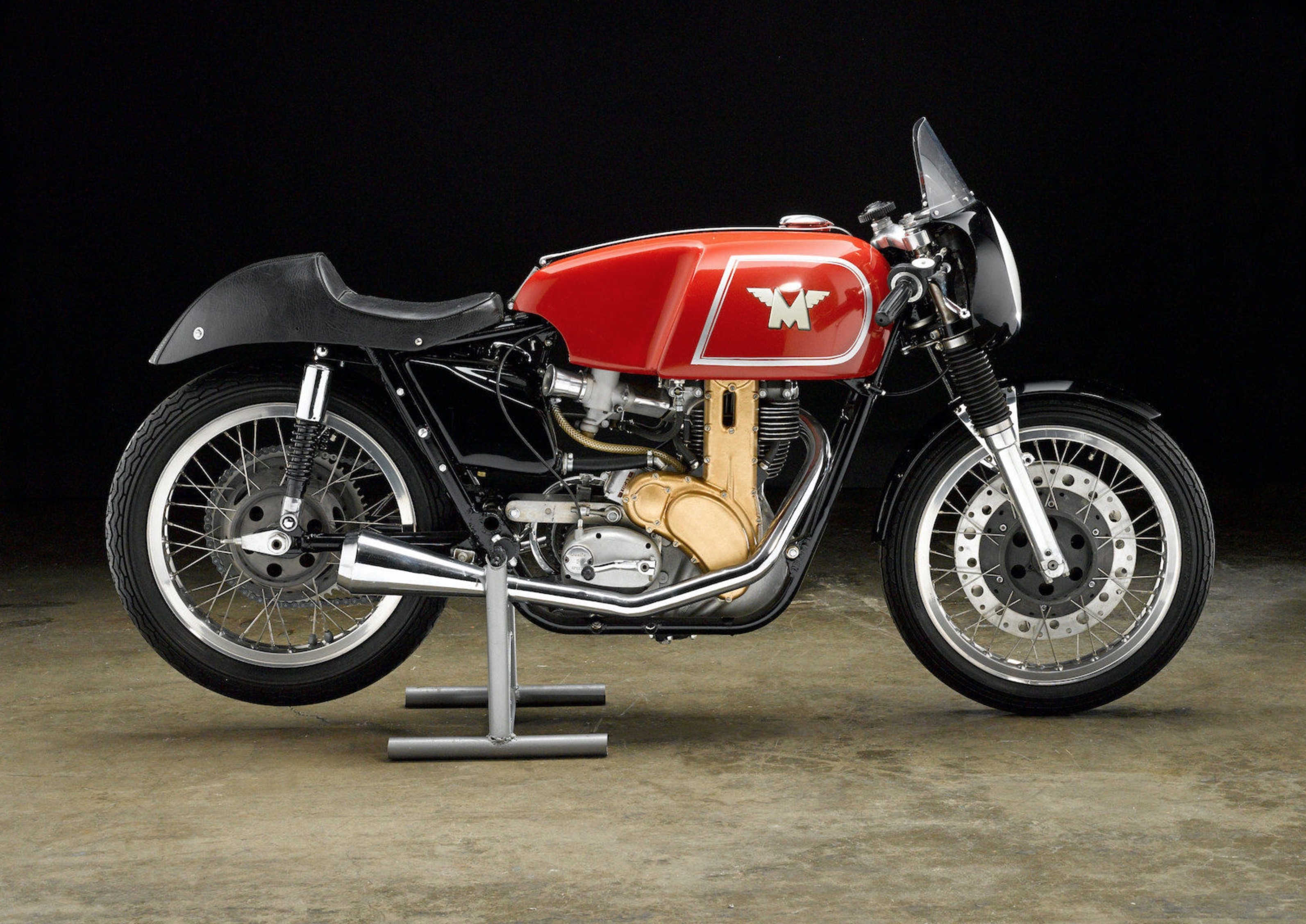 matchless g50 motorcycle racing silodrome competition directomotor little mayam