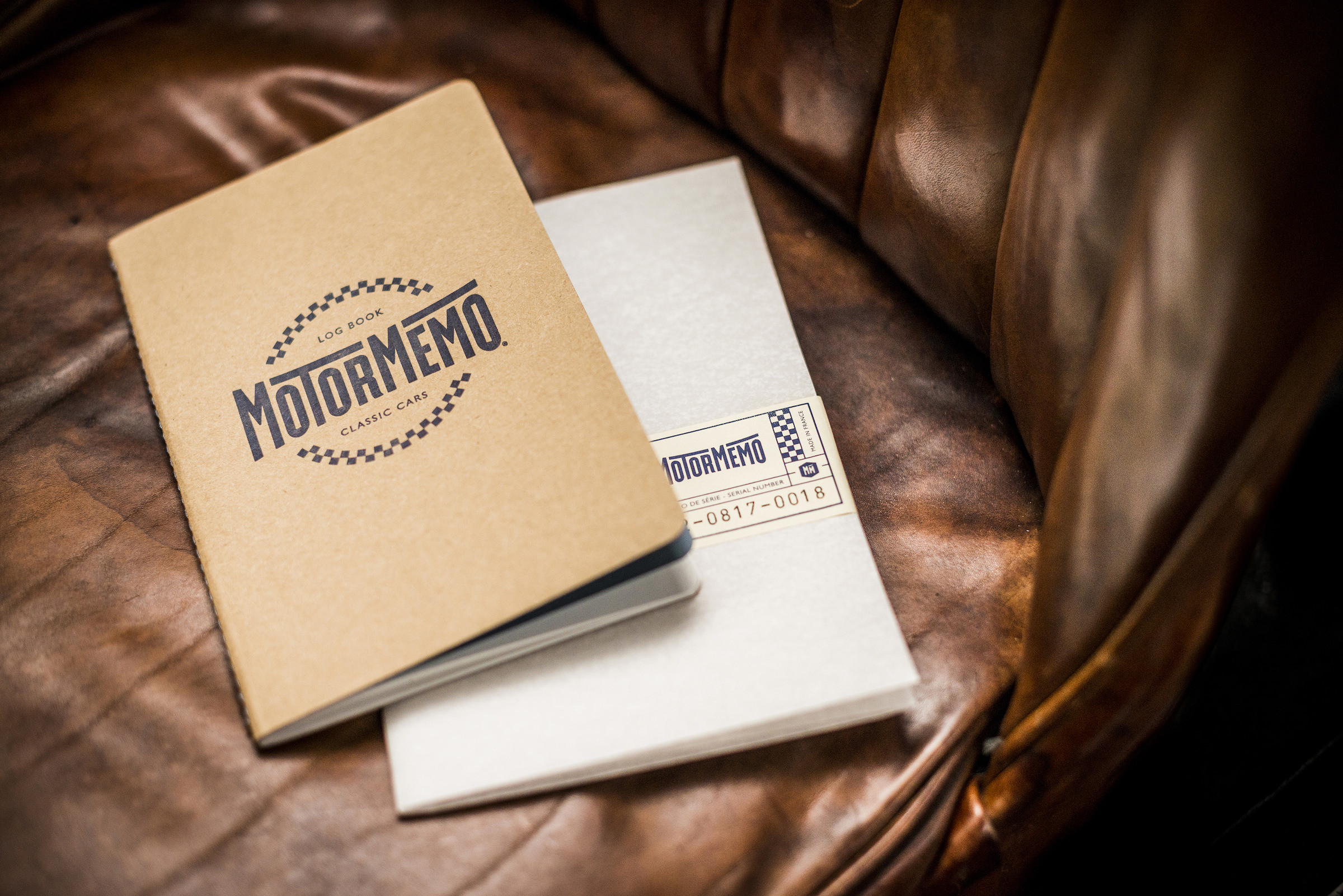 MotorMemo - A Logbook For Classic Cars