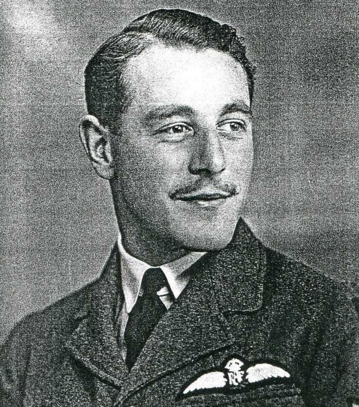 Pilot Freddie Vinyard