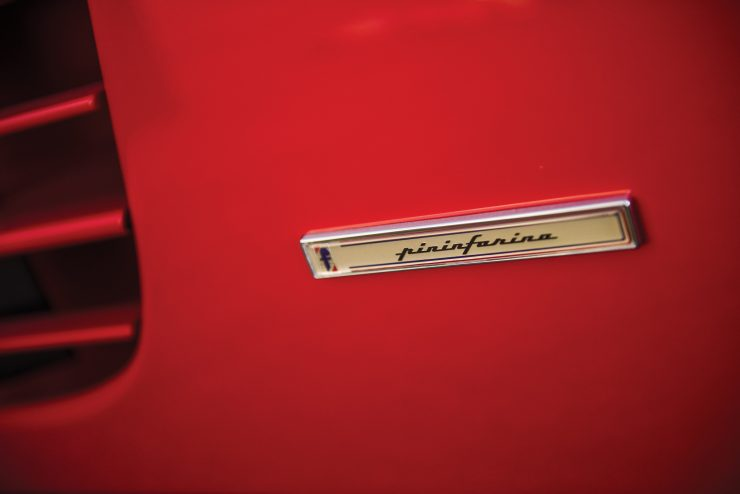 Pininfarina Logo Badge