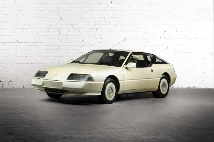 Renault Alpine GTA V6