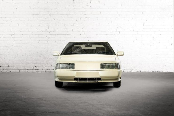 Renault Alpine GTA V6 Front