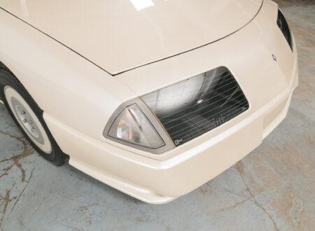 Renault Alpine GTA V6 Headlight