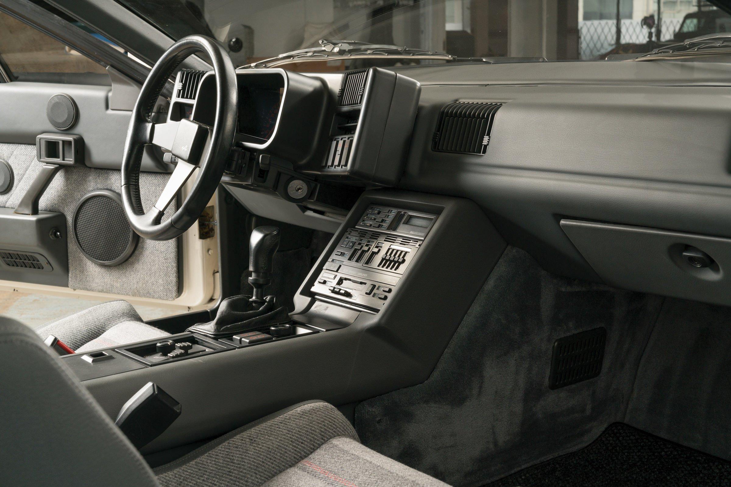 A French Retro Futuristic Icon The Renault Alpine Gta V6