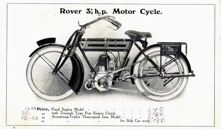 Rover Motorcycles