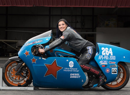 Shoot The Salt - The Fastest Woman On A V-Twin Jody Perewitz