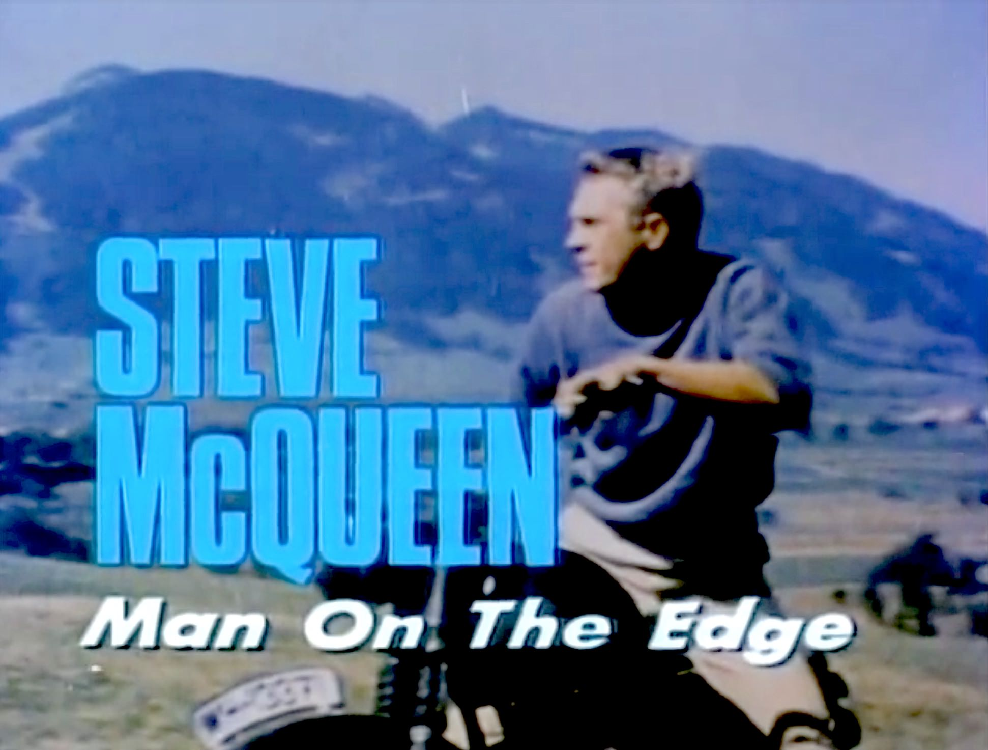 American Car Brands >> Documentary: Steve McQueen - Man On The Edge