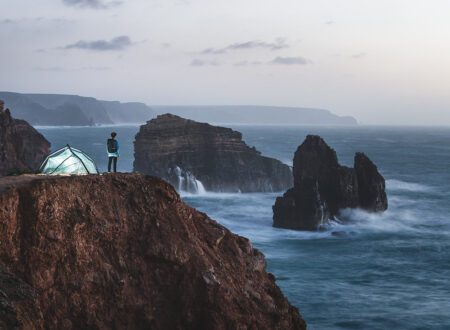 The Heimplanet Fistral 2-Person Geodesic Tent Camping