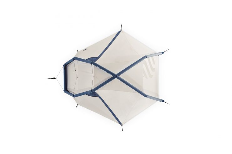 The Heimplanet Fistral 2-Person Geodesic Tent Top