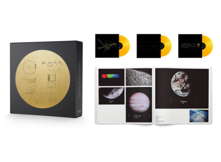 The Voyager Golden Record LP Box Set