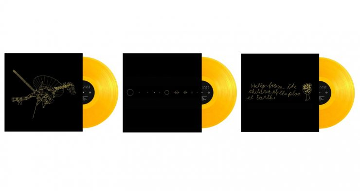 The Voyager Golden Records