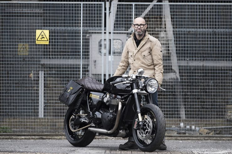 Triumph Thruxton R Untitled Motorcycles