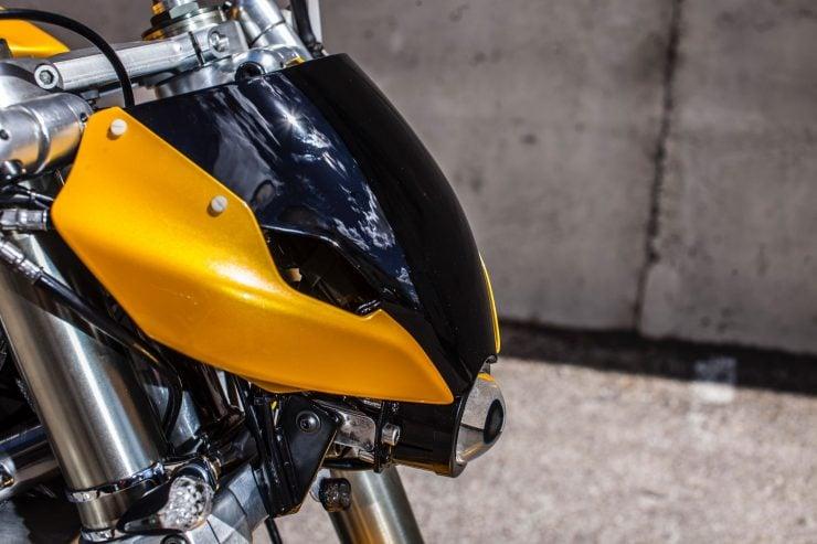 Ducati 848 Custom Racer
