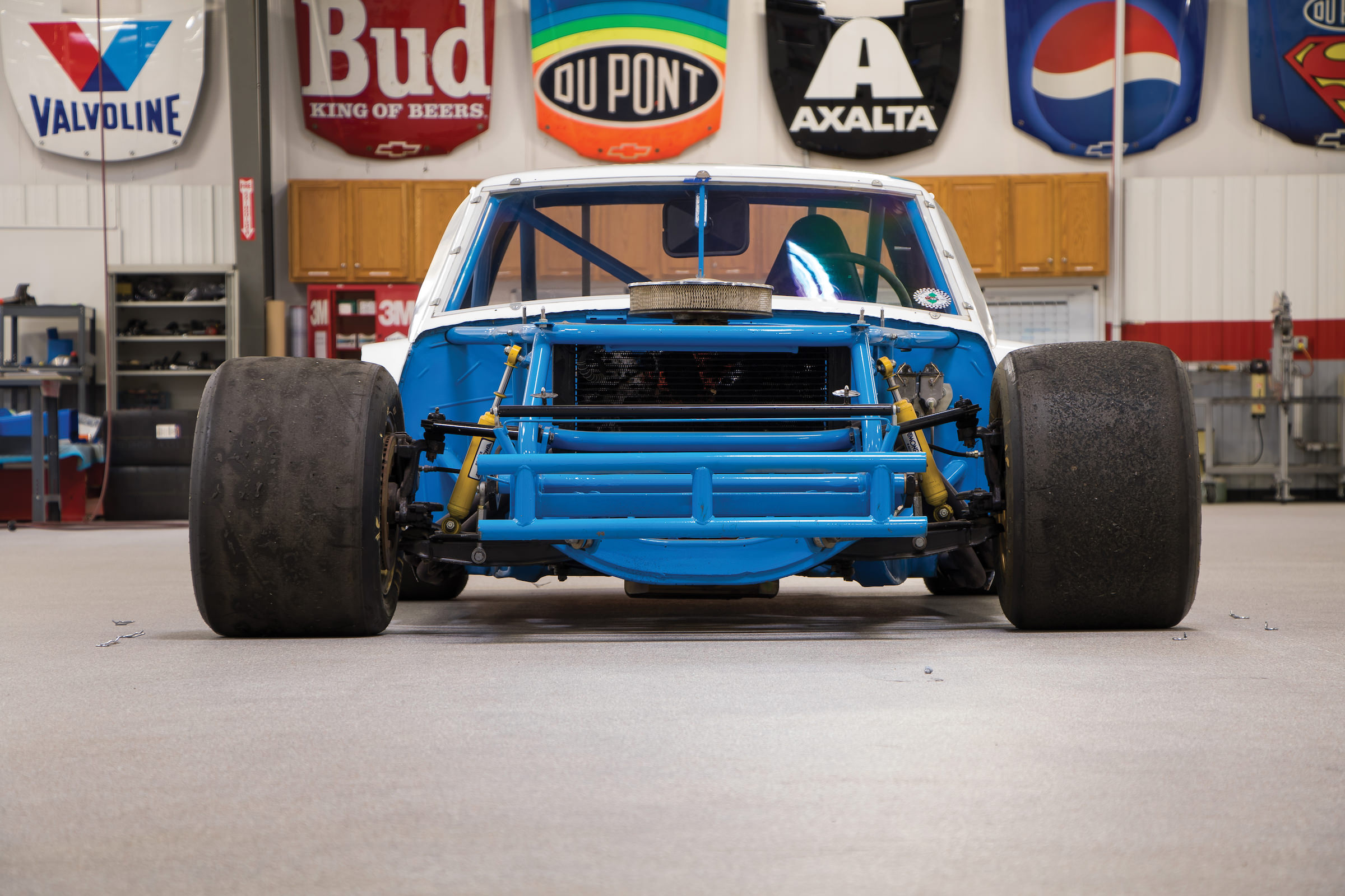 1971 AMC Gremlin Modified Stock Car - Raced in the 1970s at