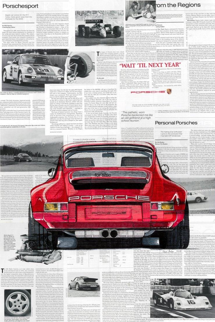 Art of Adam Ambro Porsche 911 740x1110 - The Art of Adam Ambro
