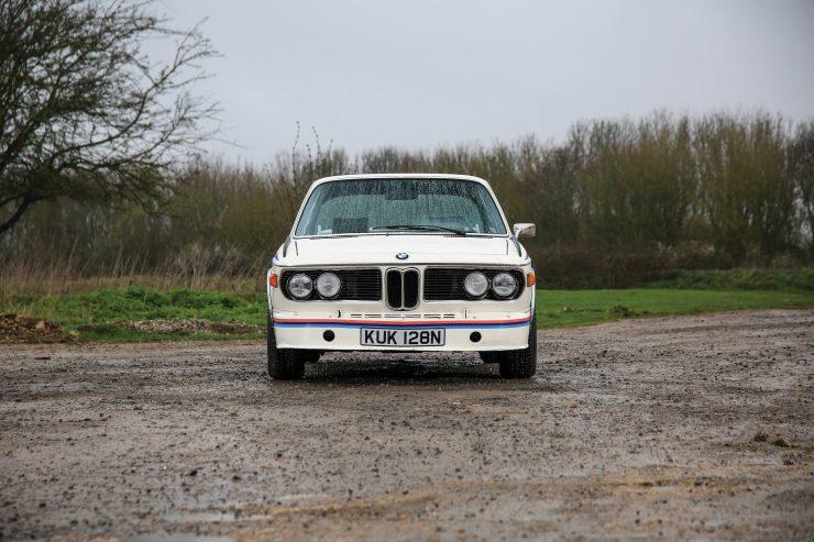 BMW 3.0 CSL Batmobile Front