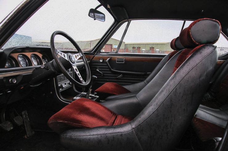 BMW 3.0 CSL Batmobile Interior 2