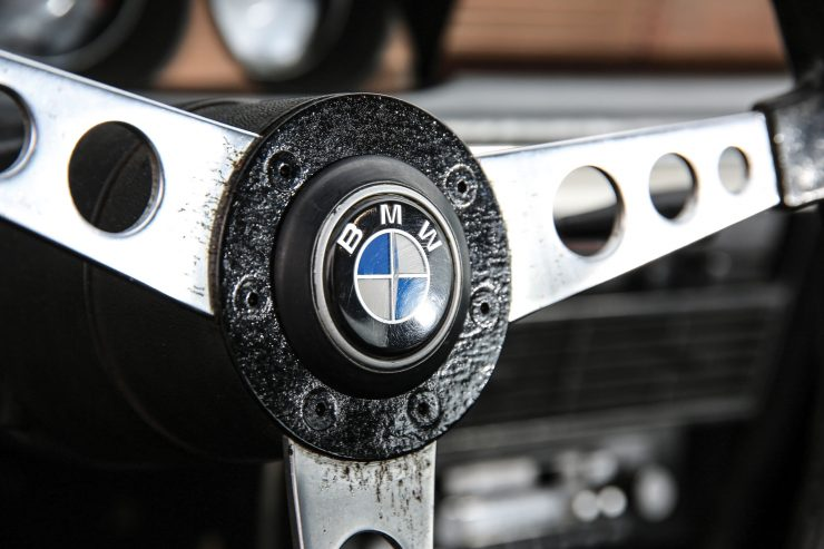 BMW 3.0 CSL Batmobile Steering Wheel