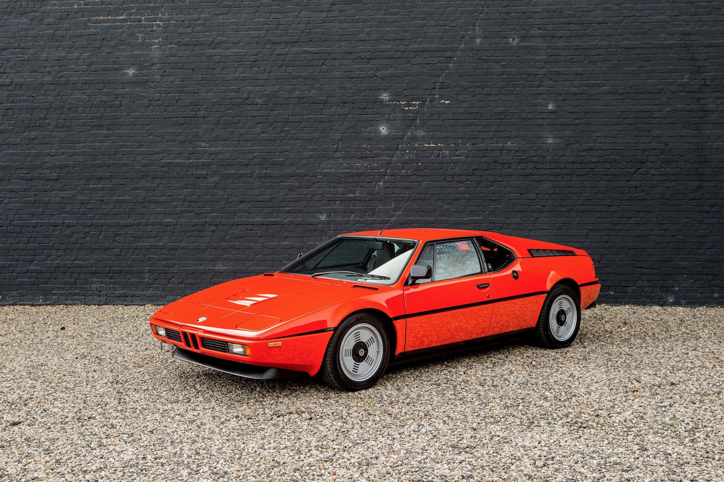 the first mid engined bmw supercar the bmw m1. Black Bedroom Furniture Sets. Home Design Ideas