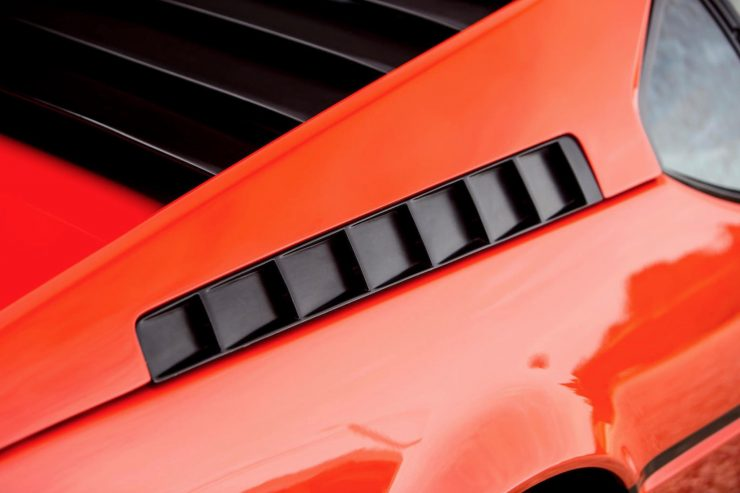 BMW M1 Car Vents