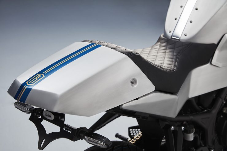 Bunker Customs Janus Full Body Kit for The Yamaha MT-25 And Yamaha MT-03