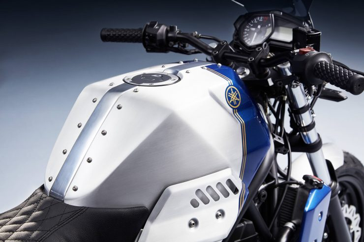 Bunker Customs Janus Full Body Kit for The Yamaha MT-25 And Yamaha MT-03