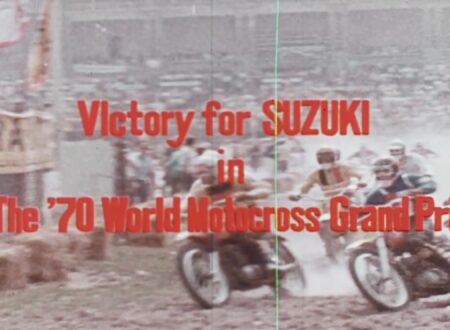 Documentary - Victory For Suzuki - The 1970 Grand Prix Motocross Season