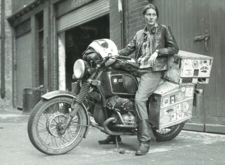 Elspeth Beard Lone Rider 3 1 450x330 - Elspeth Beard: Lone Rider - The First British Woman To Motorcycle Around The World