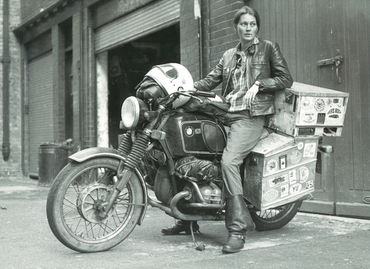 Elspeth Beard Lone Rider 3 1 - Elspeth Beard: Lone Rider - The First British Woman To Motorcycle Around The World