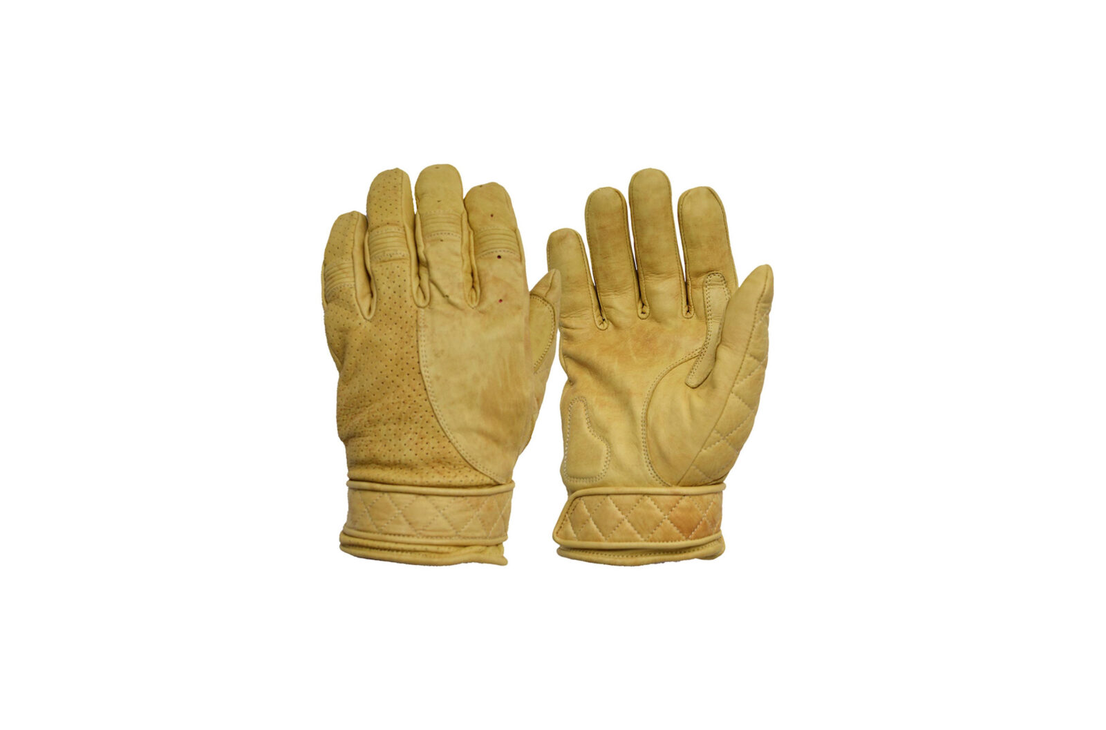 Goldtop Short Bobber Motorcycle Gloves 1600x1057 - The British Originals: Goldtop Short Bobber Motorcycle Gloves