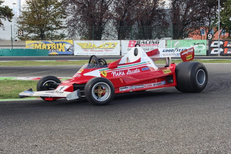 Italy Car Ferrari 312T2 Formula 1 Childs Car 1