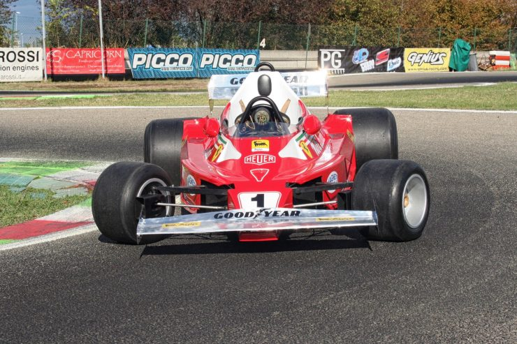 Italy Car Ferrari 312T2 Formula 1 Childs Car 3