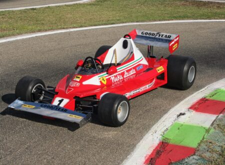 Italy Car Ferrari 312T2 Formula 1 Childs Car