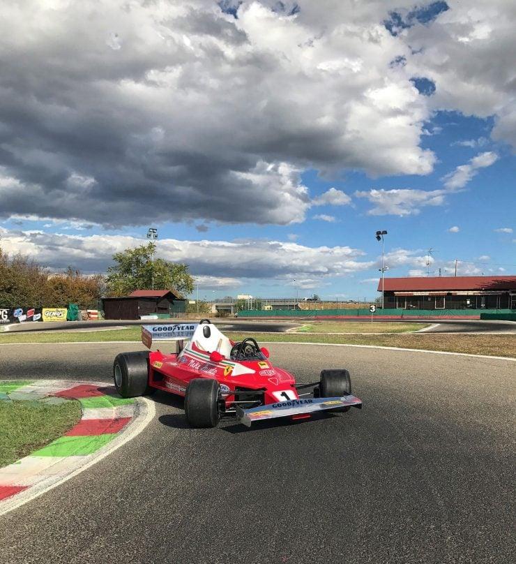 Italy Car Ferrari 312T2 Formula 1 Childs Car Main 2