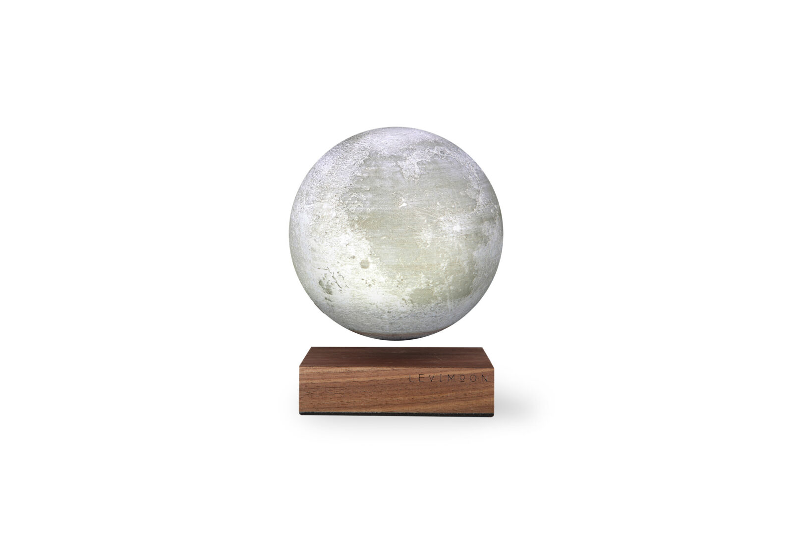 LeviMoon - The World's First Levitating Moon Lamp