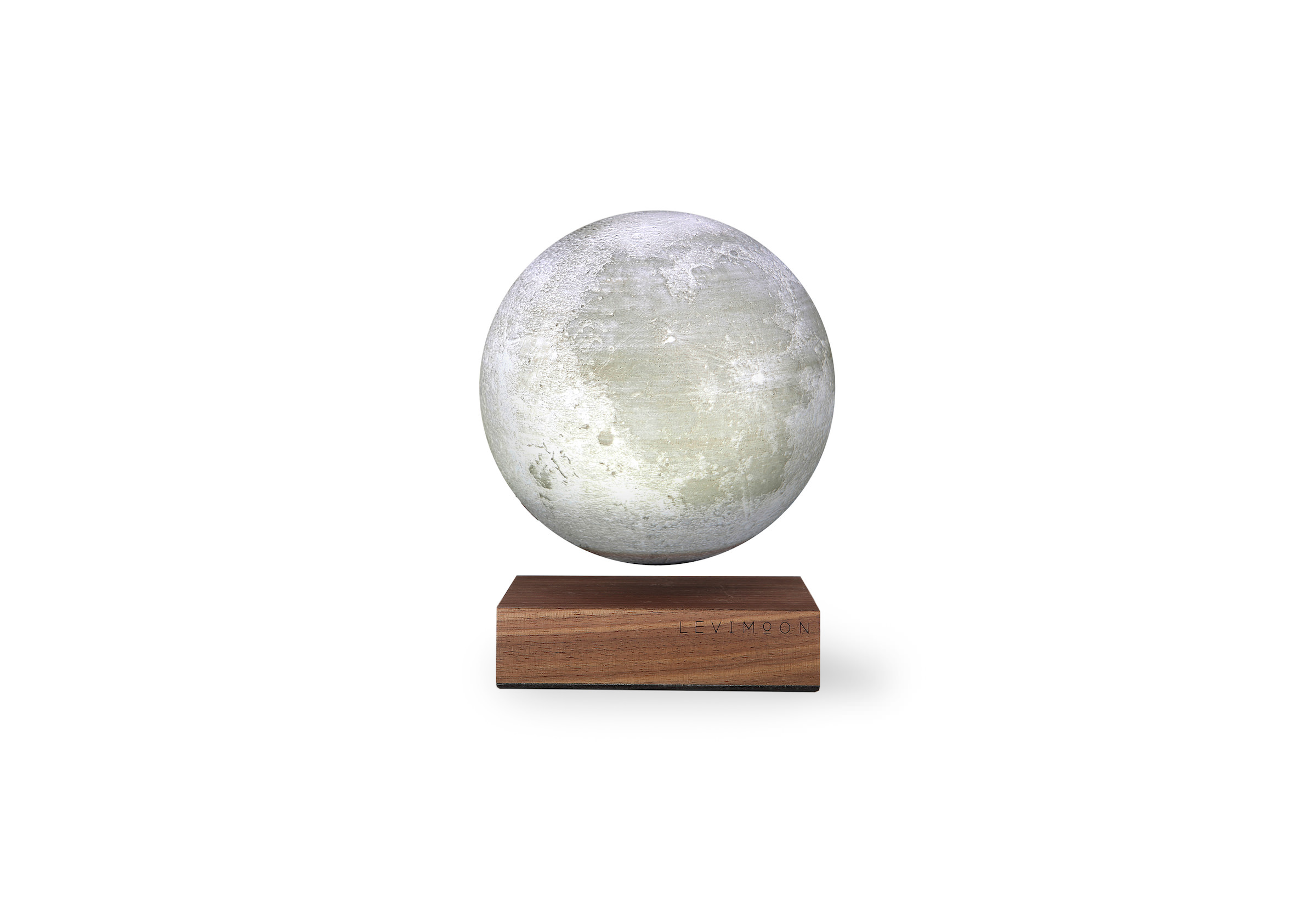 LeviMoon - The World's First Levitating Moon Lamp
