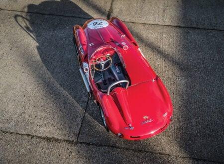 Moretti 750 Gran Sport Barchetta Overhead