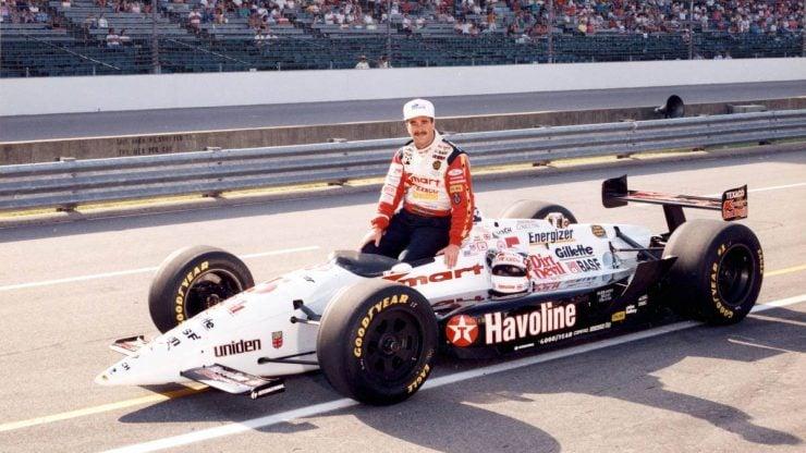Nigel Mansell Indycar Season 1993