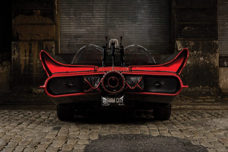 Batmobile Back
