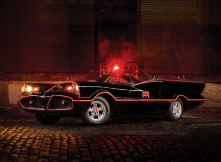 Original TV Batmobile