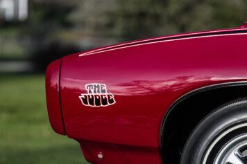 Pontiac GTO Judge Badge