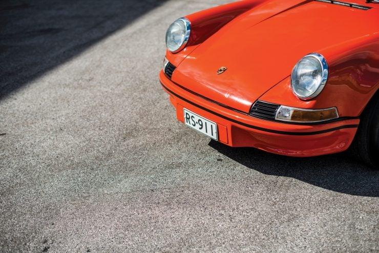 Porsche 911 Carrera Bumper