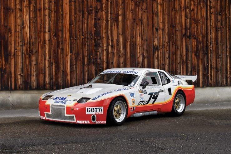 Porsche 924 GTR