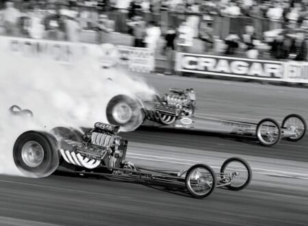 Rick Stewart Drag Racing Seven Second