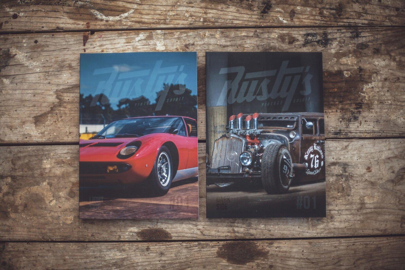 Rusty Magazine