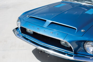 Shelby GT350 Convertible Front