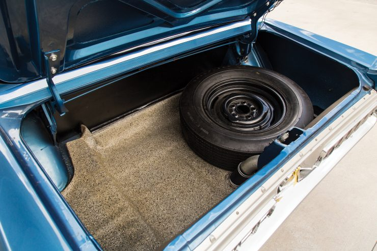Shelby GT350 Convertible Trunk