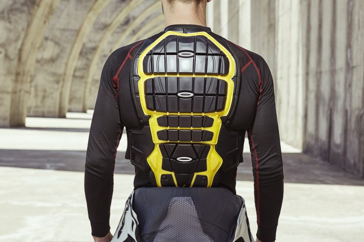 Spidi Defender Motorcycle Armor Vest